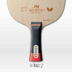 Butterfly Fukuhara Ai Pro Zlf Blade Table Tennis Ping Pong Raquette (st/fl)