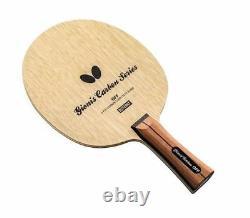 Butterfly Gionis Carbon Off Fl Blade, Tennis De Table De Paddle, Raquette De Ping-pong