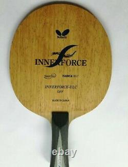 Butterfly Innerforce Ulc Off Tamca Table Tennis Blade Discontinued Rare Fl 94g