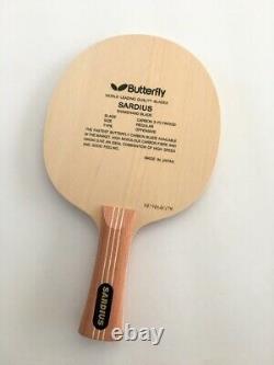 Butterfly Sardius Tamca 5000 Lame De Tennis De Table, Fl, Nouveau