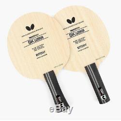 Butterfly Sk Carbon Lame Shakehand (st / Fl) Raquettes De Ping-pong Pour Raquettes De Tennis De Table
