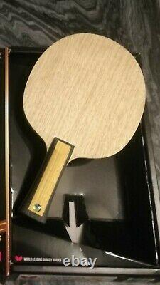 Butterfly Table Tennis Racket Innerforce Layer Zlc Fl