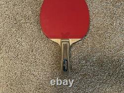 Butterfly Table Tennis Viscaria Fl Blade Bryce Caoutchouc