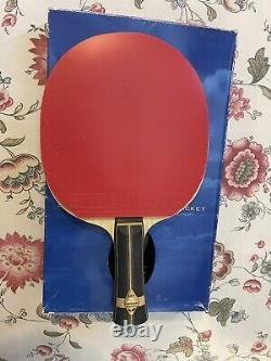 Butterfly Table Tennis Zhang Jike Zlc Avecdignics09c/victas V15 Caoutchoucs Ensemble