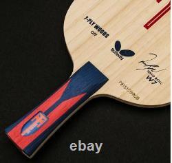 Butterfly Timo Boll W7 Fl, St Blade Tennis De Table, Raquette De Ping-pong