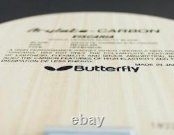 Butterfly Viscaria St Blade Tennis De Table, Raquette De Ping-pong, Paddle Made In Japan