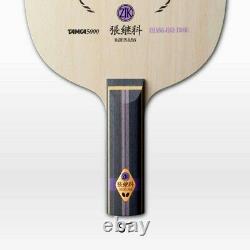 Butterfly Zhang Jike T5000 Racket De Tennis De Table À Lame (st/fl)