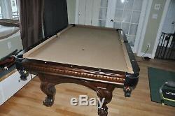 Chef-d'œuvre Table De Billard Avec Plateau Ping-pong Et Accessoires