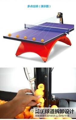 Des Dernières Nouveautés Jt-a 2018 (avec Filet De Recyclage) Du Robot De Ping-pong