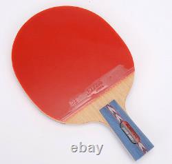 Dhs Hurricane #1 No. 1 Paddle De Tennis De Table, Raquette Pingpong, Chinese Penhold, Nouveau