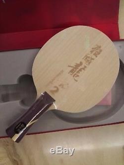 Dhs Hurricane Long II Off ++ Fl Fl Lame De Tennis De Table Nouveau