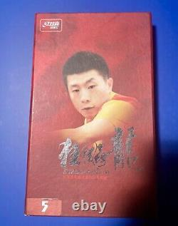 Dhs Ma Long W968 Équipe Nationale Blade Only Serial No. 1 Ping-pong De Tennis De Table
