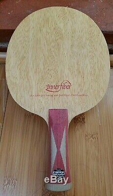 Discontinued Bie Innerforce Al Fl Tennis De Table Lame / Racket / Paddle / Bat