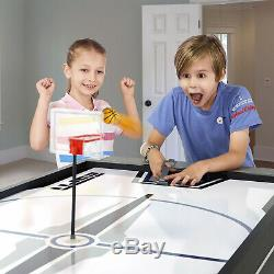 Divertissement Multi-table De Jeu Pour Les Enfants Ados Air Hockey Ping Pong Billard Piscine