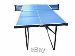 Don Intérieur Extérieur De Tennis De Table De Ping-pong Bleu Taille Junior