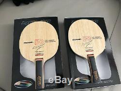 Donic Ovtcharov Vrai Carbone Tennis De Table Lame Papillon Tenergy 05 Caoutchoucs