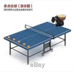 Du Vendeur W. Meilleur Support Hp-07 Machine De Boule De Robot De Ping-pong De Table États-unis
