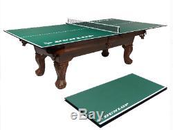 Dunlop Officiel Taille Tennis De Table De Conversion Top Pré-assemblé Après Ping Pong