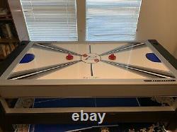 Eastpoint 3 En 1 Table De Jeu (air Hockey, Ping Pong, Table De Billard)