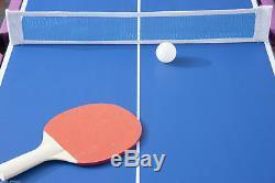 Ensemble De Billard De Tennis De Table Et De Hockey Sur Air