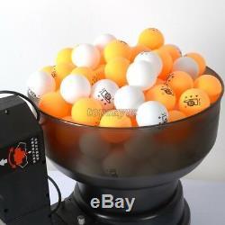 Entraînement Automatique À La Machine À Balles Robotique Pour Ping-pong / Table De Ping-pong Hp-07