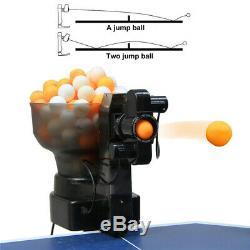 Entraînement Professionnel Automatique De Machine De Boule De Ping-pong De Robots De Tennis De Table Hp-07