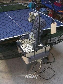 Expert Niveau De Ping-pong Tennis Robot Machine De Boule De Double Serpent Top Fqj-4