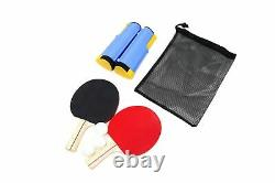 Floating Pool Ping Pong Table Tennis Party Durable Black Foam 5 Pieds USA Made