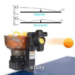 Formation Professionnelle De Machine Automatique De Boule De Ping-pong De Robots De Ping-pong Hp-07