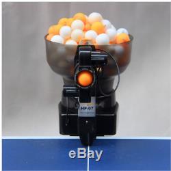Formation Professionnelle De Machine Automatique De Boule De Ping-pong De Robots Hp-07