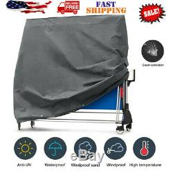 Heavy Duty Table Étanche Tennis De Ping-pong Cover Protector Outdoor Us An