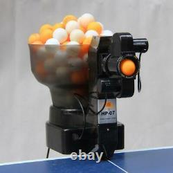 Hp-07 Ping Pong Automatic Ball Machine De Tennis De Table Robots De Tennis De Table