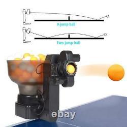 Hp-07 Ping Pong/table Tennis Robots Machine À Rotule Automatique Pour L'entraînement