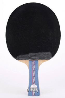 Hurricane No 2 Du Dhs 2 Paddle/bat De Tennis De Table, Raquette De Ping-pong, Nouveau, Gbp
