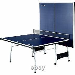 Indoor-outdoor Play MD Sports 4 Piece Tennis De Table Ping Pong Kids Fold-up 9'x5