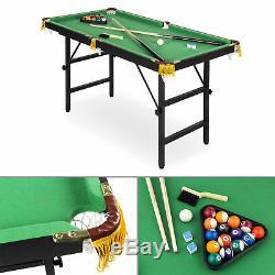 Jeu D'arcade De Pliage Portatif De Mini Table De Billard De Ping-pong 2 Enfants En 1