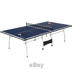 Jeu De Tennis De Table En Plein Air Ping Pong Pour Enfants, Sport Md, Taille Officielle 9 X 5