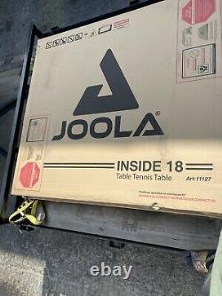 Joola À L'intérieur 18 Ping Pong Table
