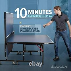 Joola Inside Professional Mdf Table De Tennis Intérieure Avec Pince Rapide