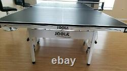 Joola Rally Table Professionnelle De Tennis De Table Avec Pince Rapide Ping Pong 18mm Top