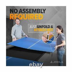 Joola Tetra 4 Piã ̈ces Haut De Table De Ping-pong Pour La Table De Pool Comprend Ping-pong