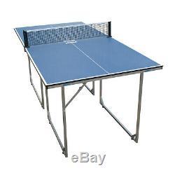 Joola Tischtennisplatte Midsize Indoor Sport Tennis De Table Tisch Platte Blau 19110