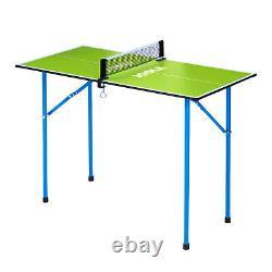 Joola Tischtennisplatte Mini 90 X 45 Grün Freizeit Sport Tennis De Table Tisch 19104