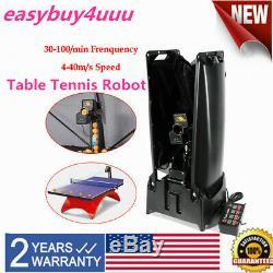 Jt-a Automatique Tennis De Table Robot De Ping-pong Machine De Boule De Train Avec Catch Vente Net