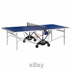 Kettler Pack De Tennis De Table Extérieur Monte Carlo, Bleu