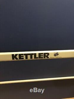 Kettler Stockholm Gt Institutionnel / Tournoi De Tennis De Table Intérieur Blue Top