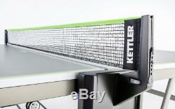 Kettler Universal Remplacement Tennis De Table Net Tables Intérieur / Extérieur