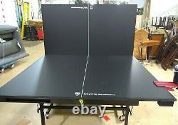 Killerspin Myt4 Black Pocket Ping Pong Table
