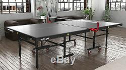 Killerspin Myt4 Blackpocket Ping-pong Tennis De Table