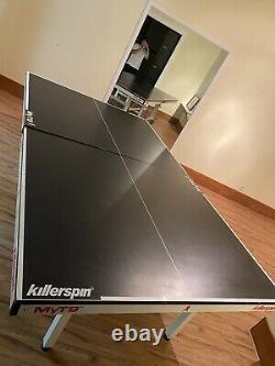 Killerspin Myt9 Table De Ping-pong Intérieure En Très Bon État